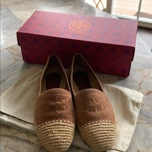 Brand new Tory Burch Arianne Espadrille